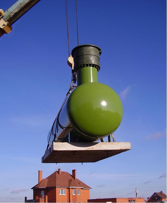 Преимущества систем автономного газоснабжения и их установка.